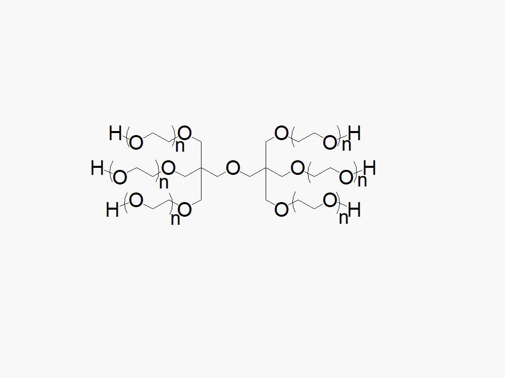 6arm Poly(ethylene glycol) (dipentaerythritol)