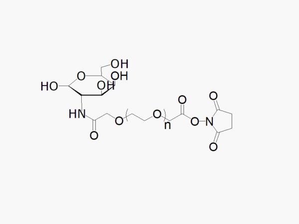 Galactose PEG NHS