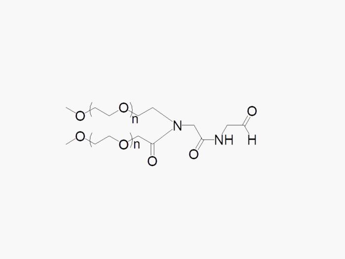 Y-shape-PEG-Acetaldehyde