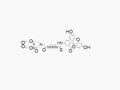 Y-shape PEG Fluorescein Isothiocyanate