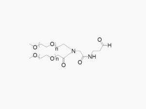 Y-shape PEG Propionaldehyde