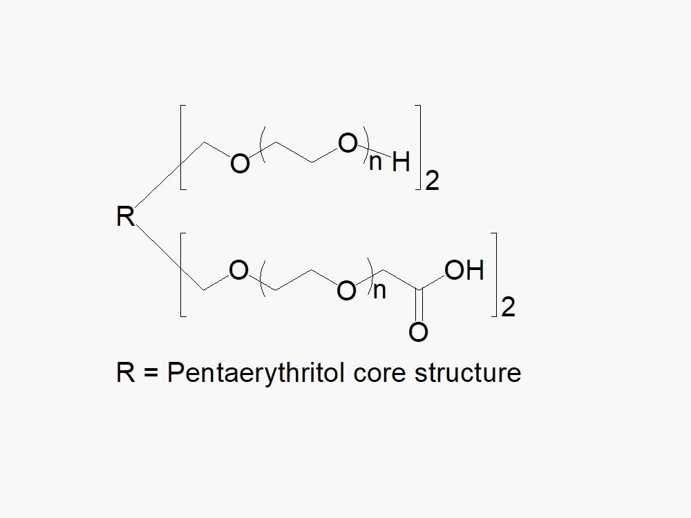 4arm PEG 2arm-Hydroxyl 2arm-Carboxyl
