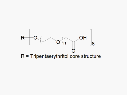 8arm PEG Acetic Acid (tripentaerythritol)