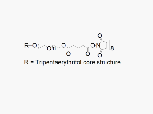 8arm PEG Succinimidyl Glutarate (tripentaerythritol)