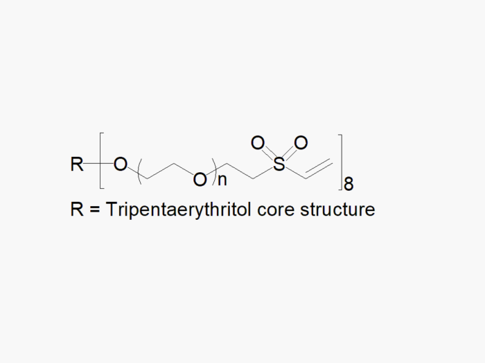 8arm PEG Vinylsulfone (tripentaerythritol)