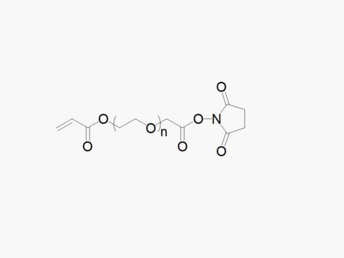 Acrylate PEG Succinimidyl Carboxymethyl Ester