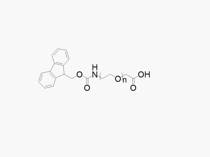 Fmoc Amine PEG Acetic Acid