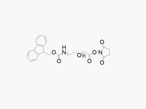 Fmoc Amine PEG Succinimidyl Carboxymethyl Ester
