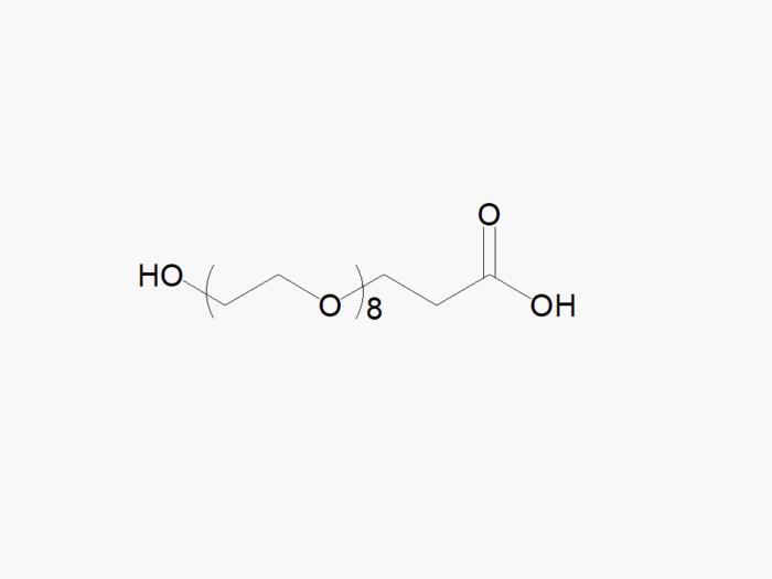 HYDROXYL PEG8 PROPIONIC ACID