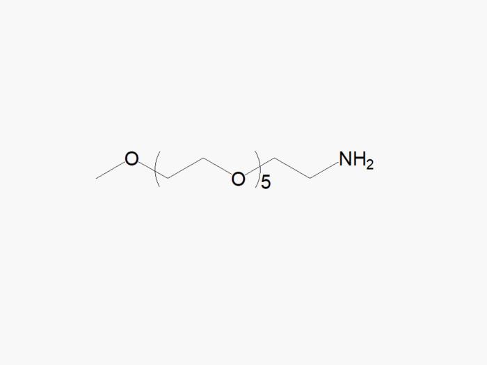 METHOXY-PEG6-AMINE