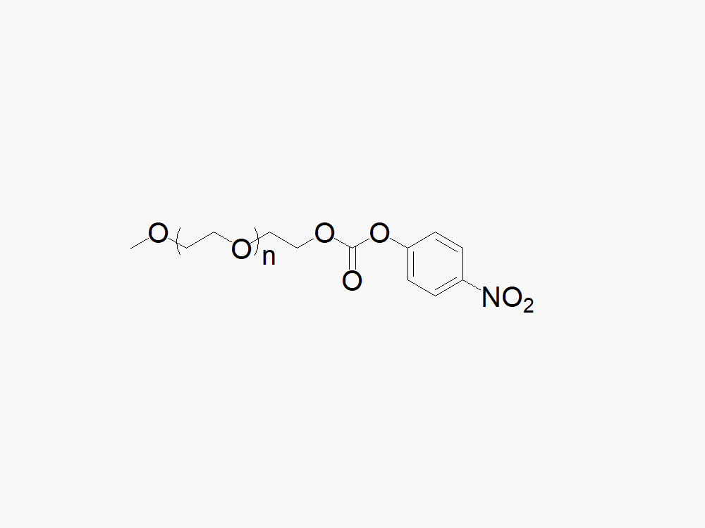 Methoxy PEG Nitrophenyl Carbonate