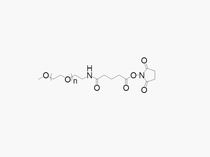 Methoxy PEG Succinimidyl Glutaramide