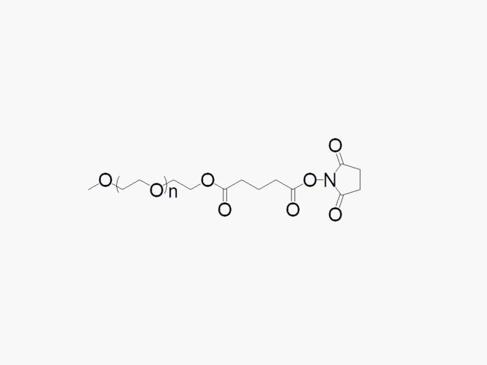 Methoxy PEG Succinimidyl Glutarate