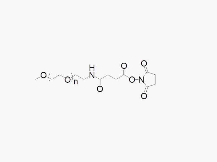 Methoxy PEG Succinimidyl Succinamide