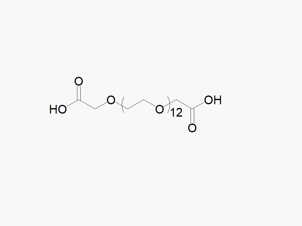PEG12 diAcetic Acid