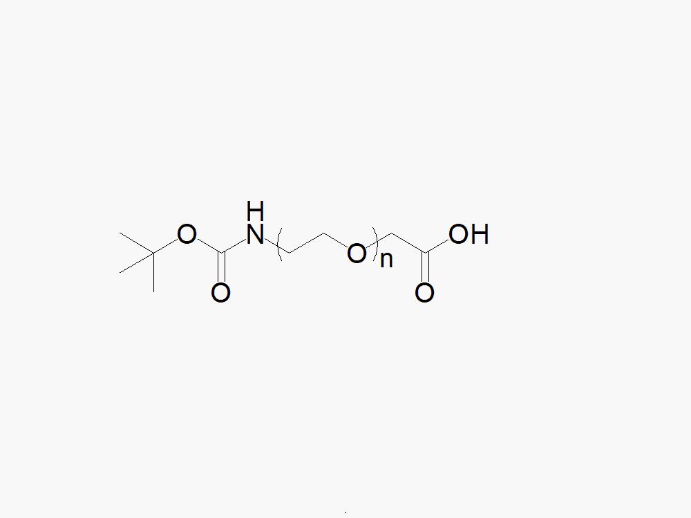 t-Boc Amine PEG Acetic Acid