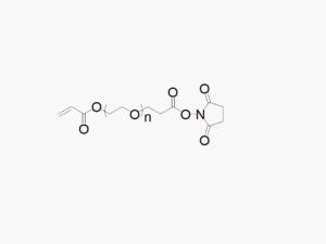 Acrylate PEG Succinimidyl Propionate