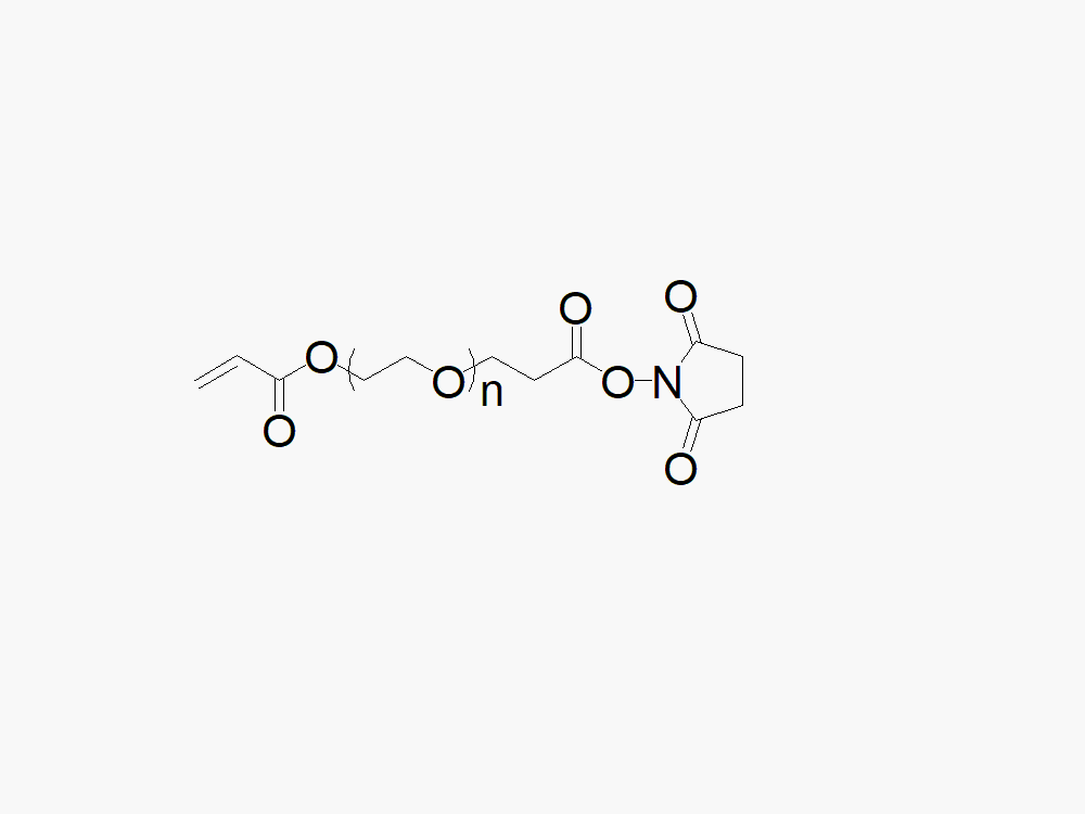 Acrylate PEG Succinimidyl Propionate