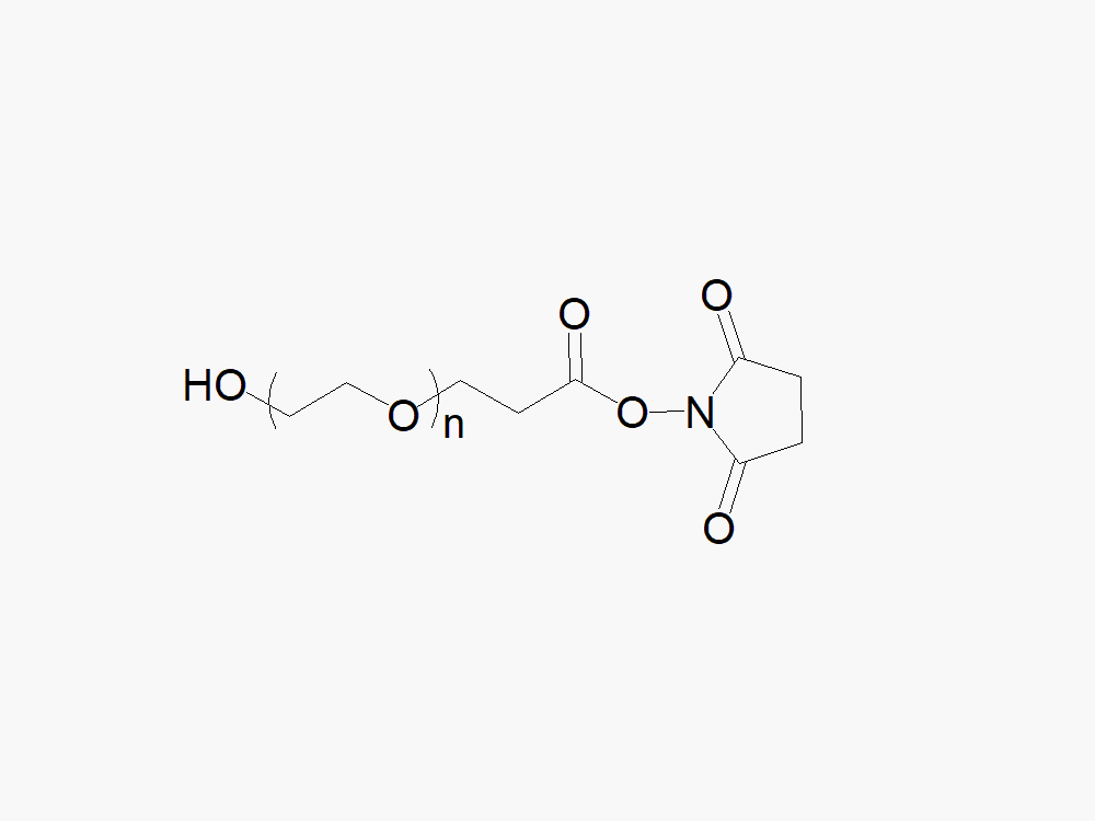Hydroxyl PEG Succinimidyl Propionate