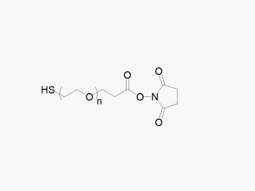 Thiol PEG Succinimidyl Propionate