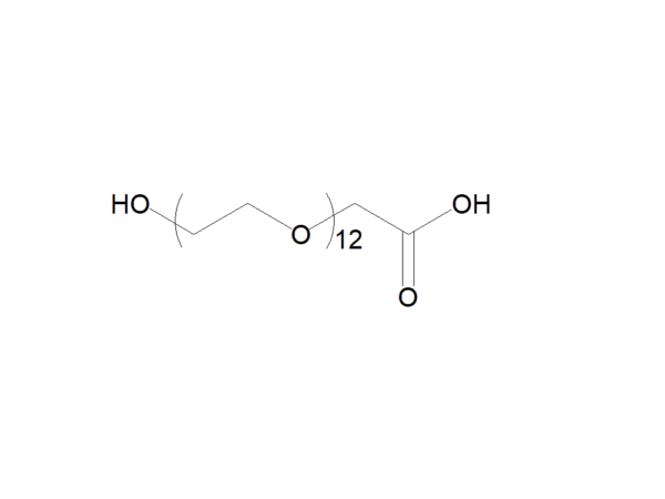HYDROXYL PEG12 ACETIC ACID