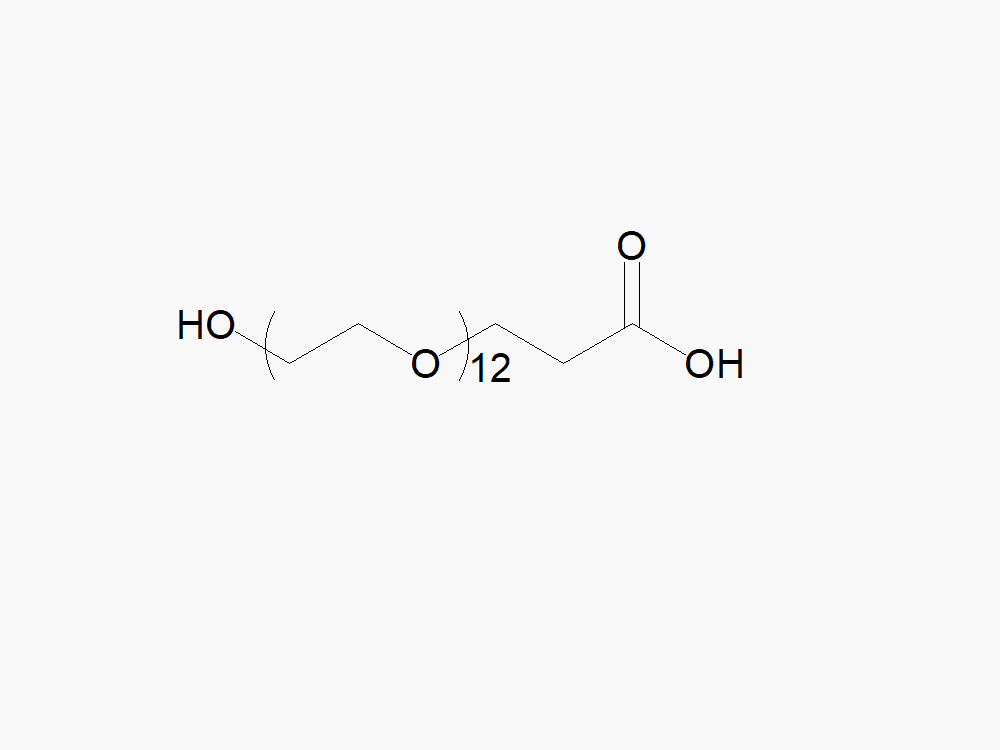 HYDROXYL PEG12 PROPIONIC ACID