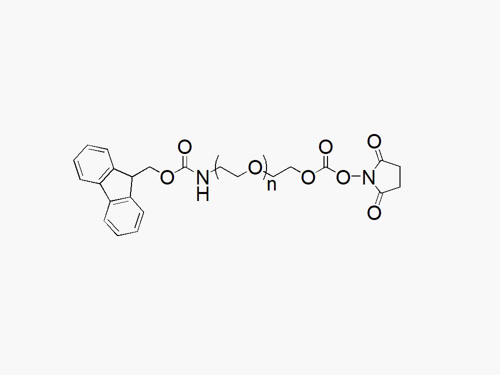 Fmoc Amine PEG Succinimidyl Carbonate