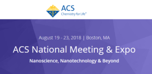 JenKem at ACS Fall Meeting 2018